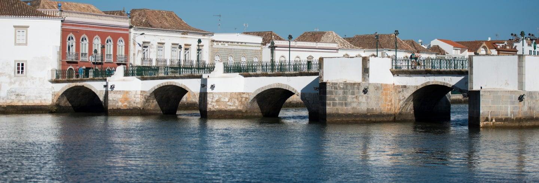 Tour di Faro, Tavira e Olhão