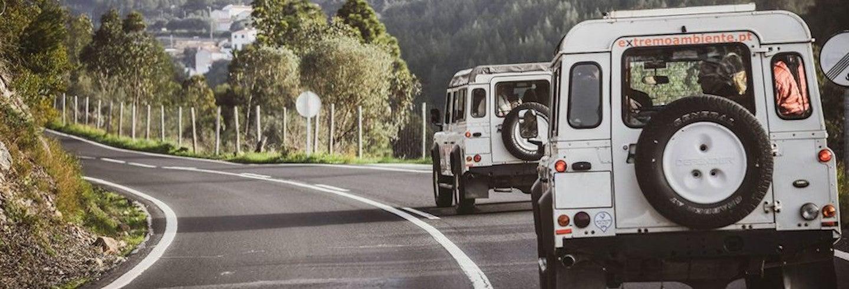 Jeep safari por el este del Algarve