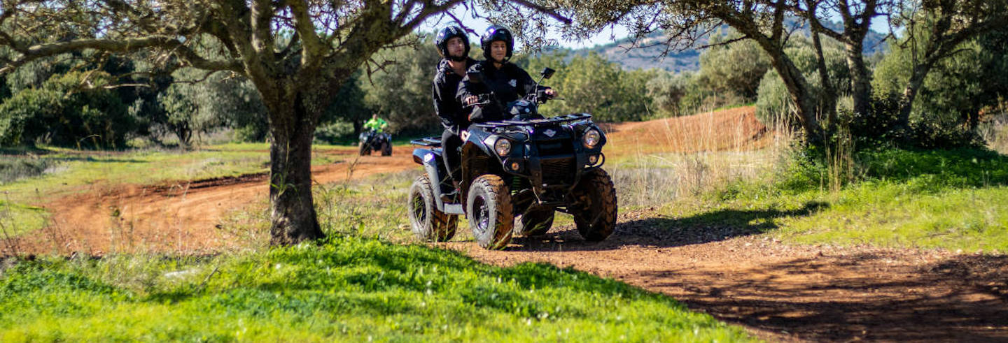 Tour en quad por el Algarve
