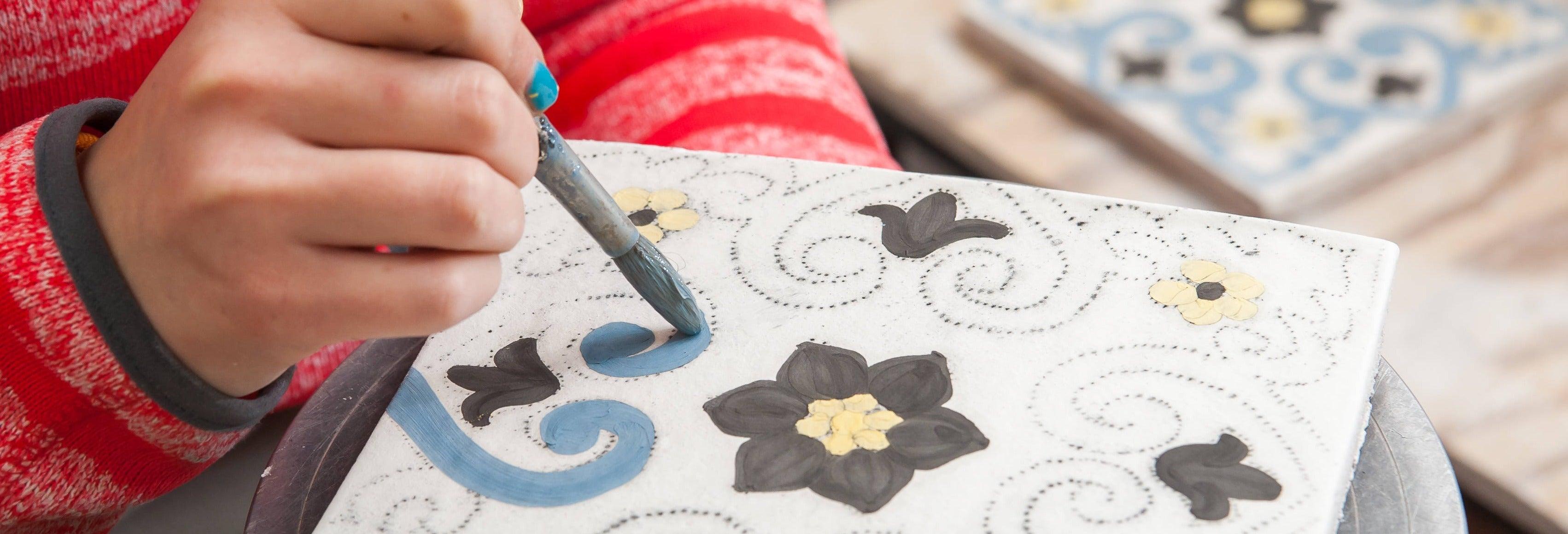 Tile Decorating Workshop