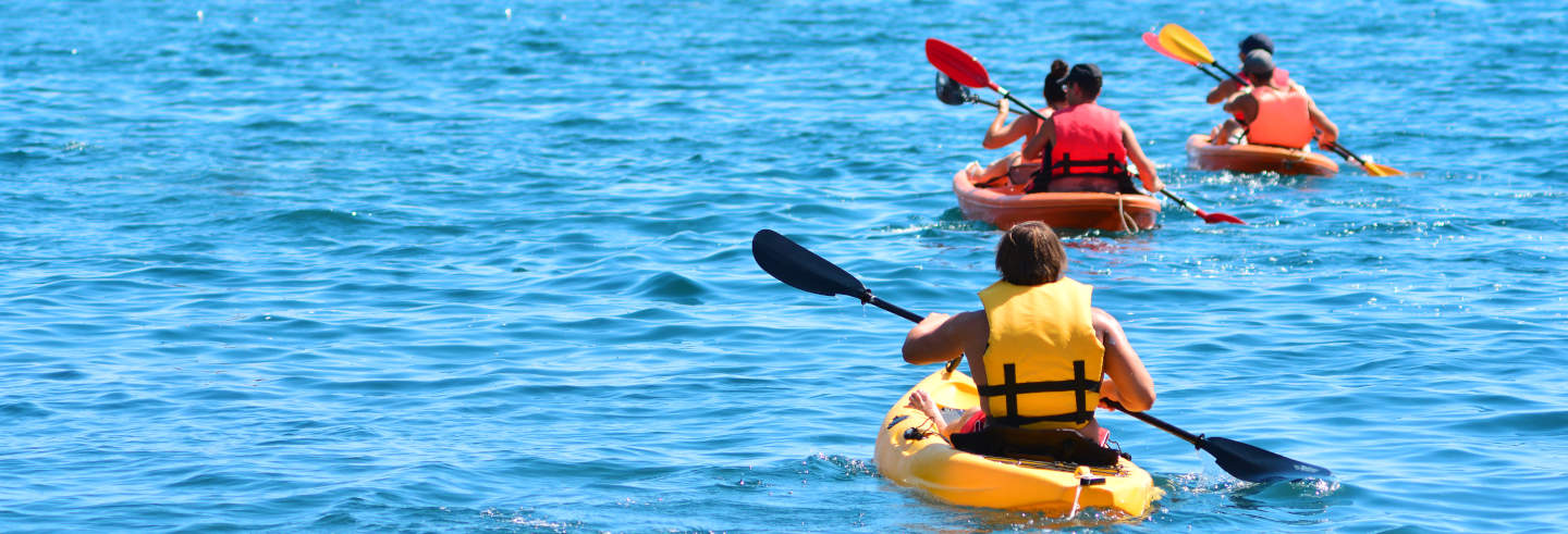 Kayak y snorkel en Arrábida