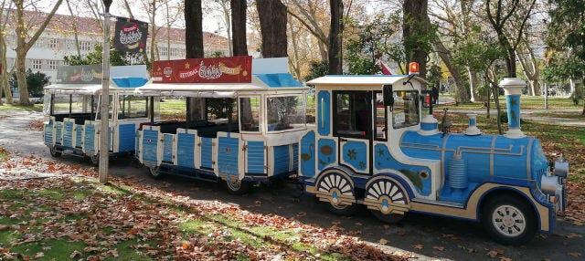 Tren turístico de Setúbal