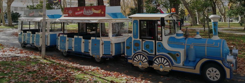Treno turistico di Setúbal