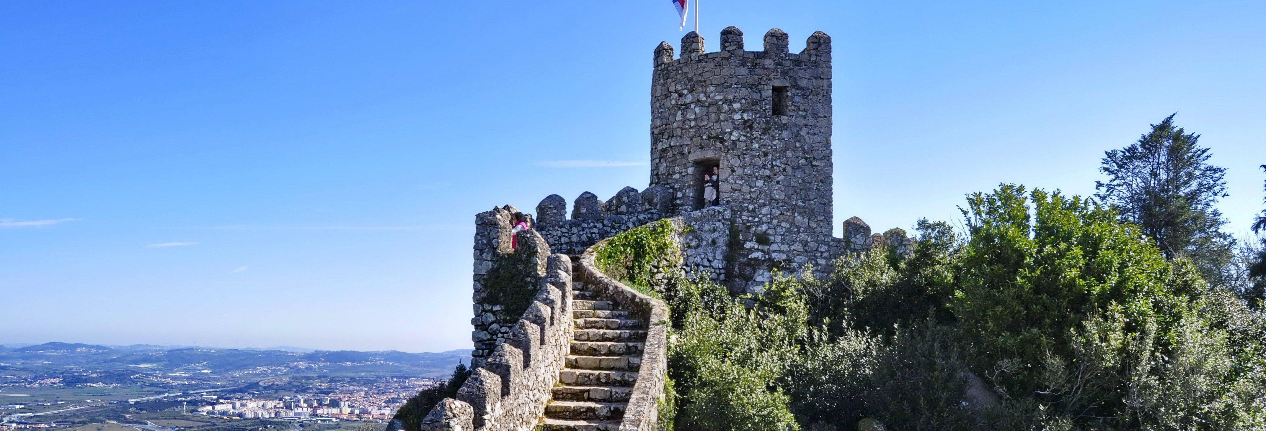 Entrada al Castelo dos Mouros