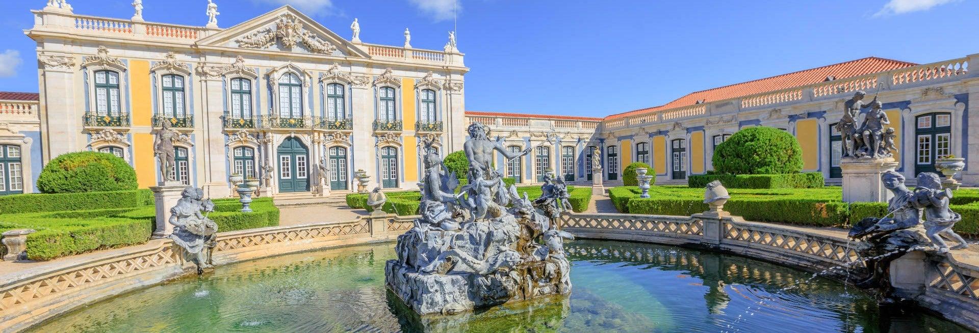 Billet pour le Palais National de Queluz et ses jardins