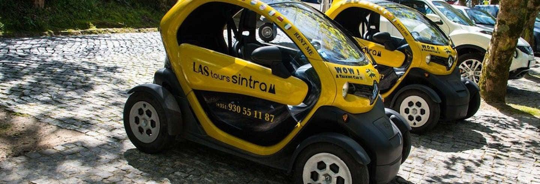 Tour de carro elétrico por Sintra