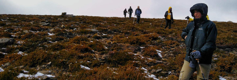 Trekking al Parco Nazionale Peneda-Gerês