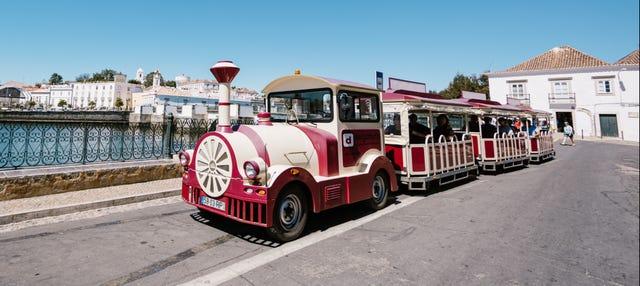 Tren turístico de Tavira