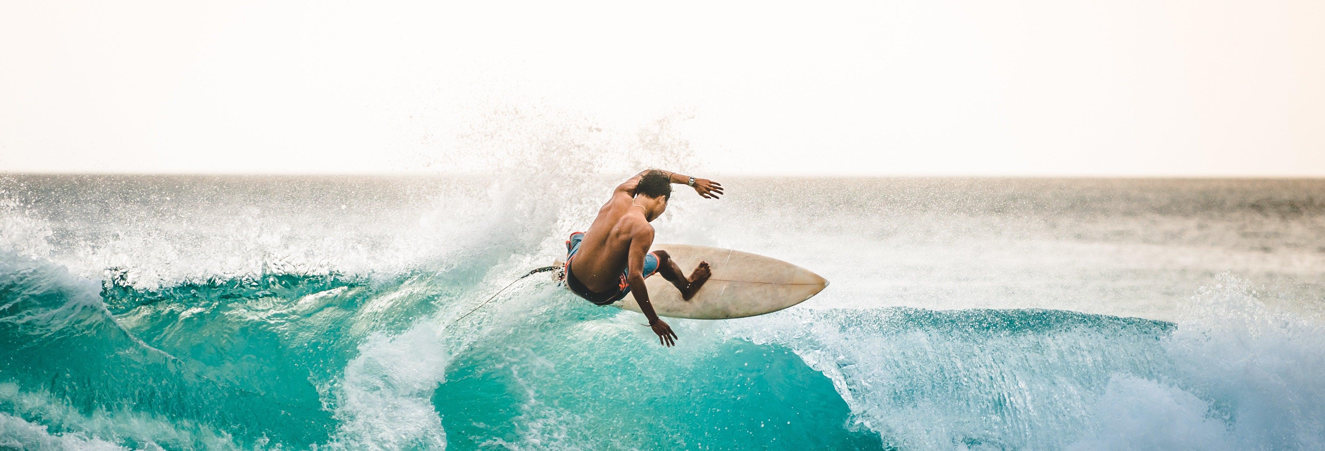 Curso de surfe em Torres Vedras