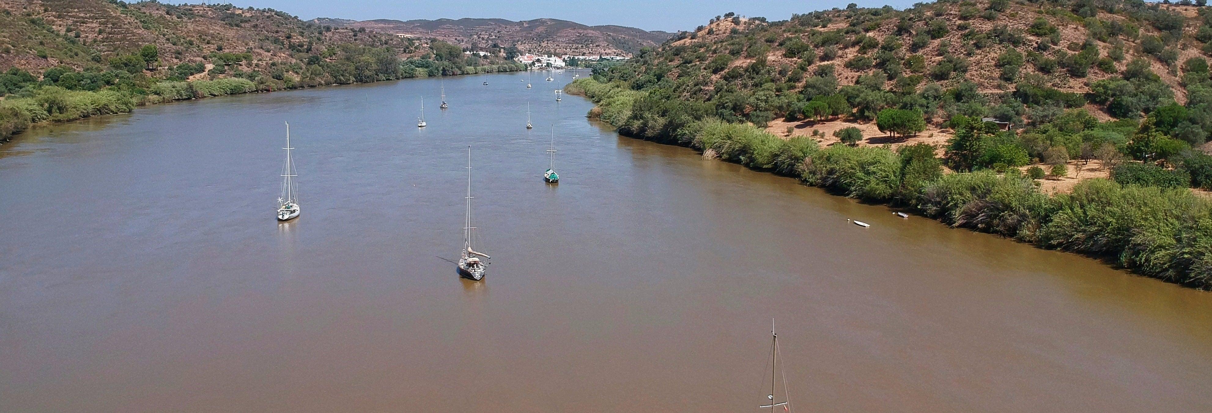 Tour por Vila Real de Santo António + Passeio de barco