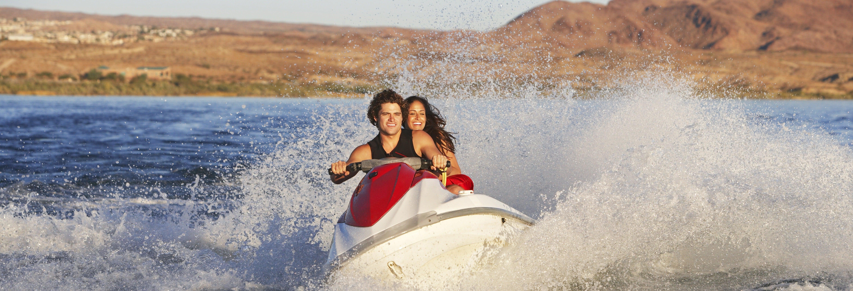 Noleggio di moto d'acqua a Vilamoura