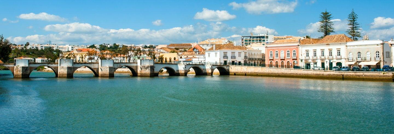 Tour por Faro, Tavira e Olhão