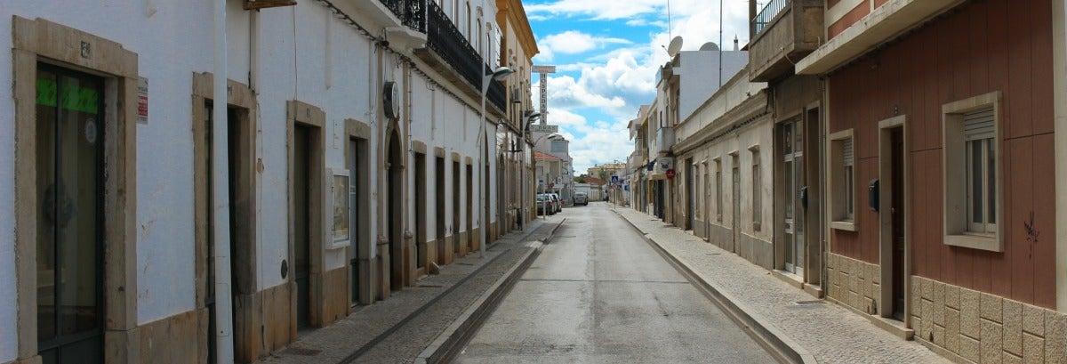 Escursione nell'entroterra dell'Algarve
