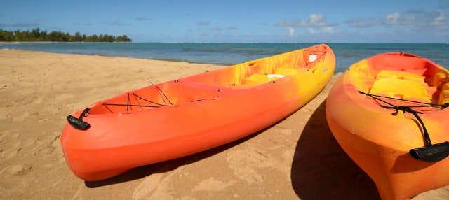 Alquiler de kayak en La Parguera