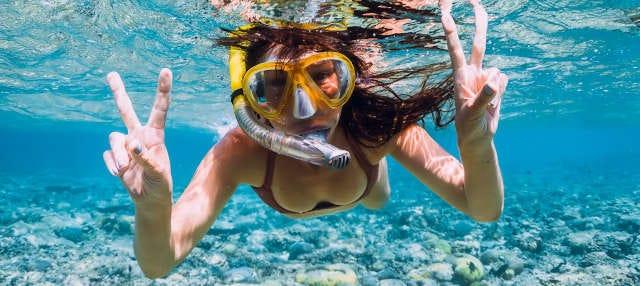 Snorkel en La Parguera