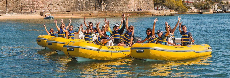 San Juan Speedboat Tour: You Drive!