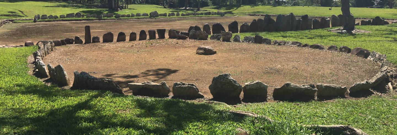 Excursão privada aos sítios arqueológicos de Tibes e Caguana