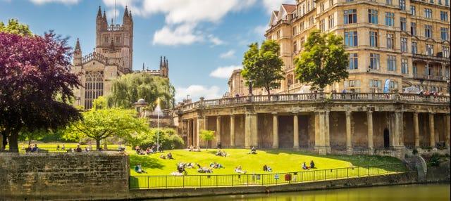 Visita guiada por Bath