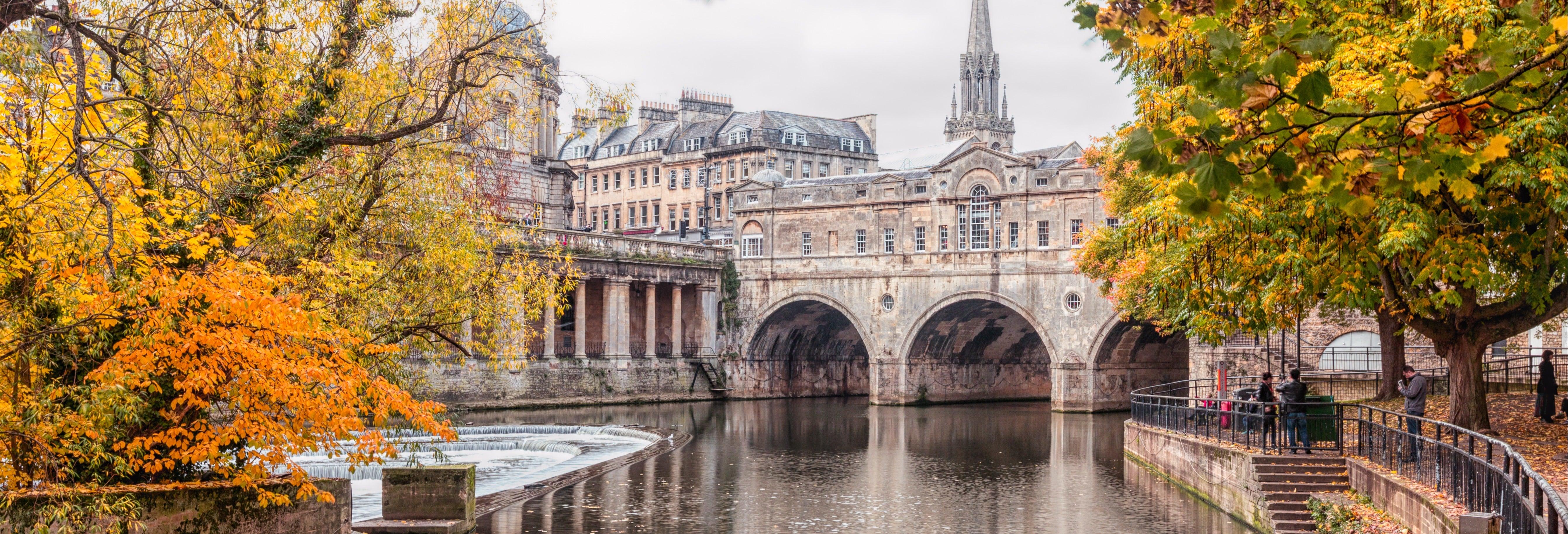 Tour privado por Bath con guía en español
