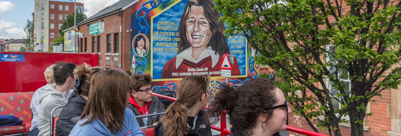 Autobús turístico de Belfast