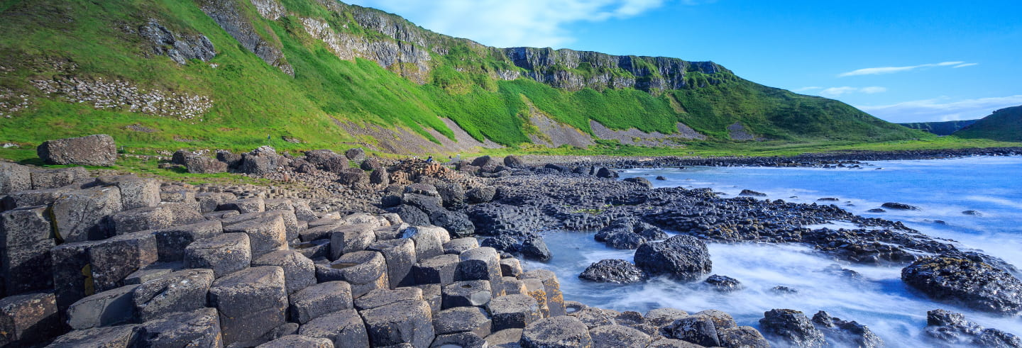 Giant's Causeway and Titanic Tour