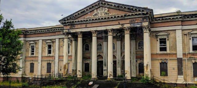 Free tour de los misterios y leyendas de Belfast