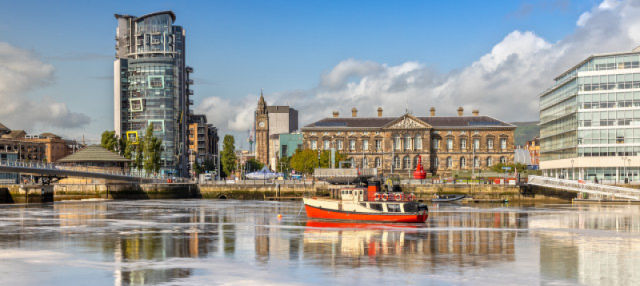 Visita guidata di Belfast