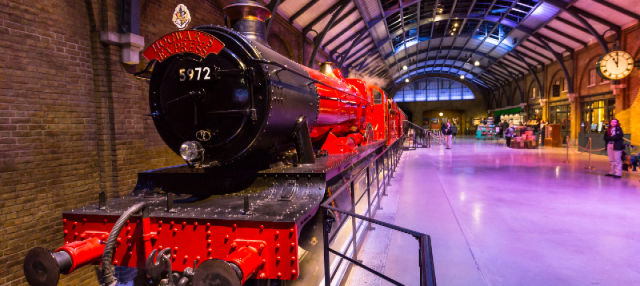 Tour de Harry Potter en los estudios Warner