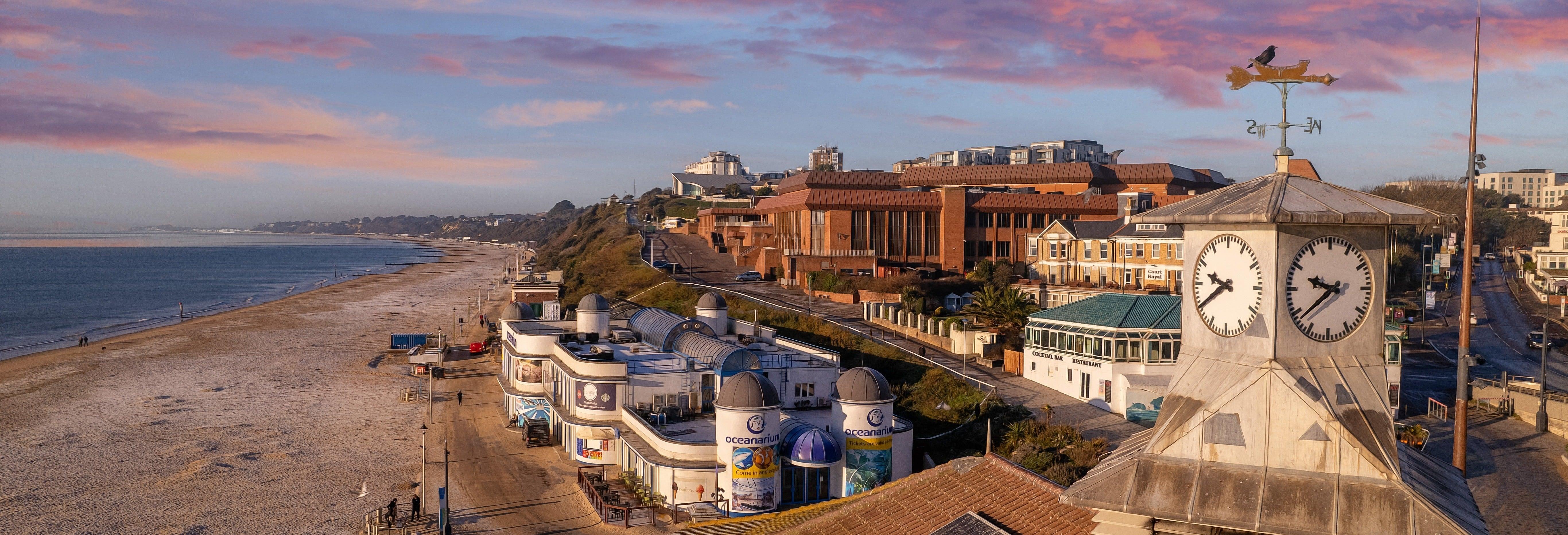 Autobús turístico de Bournemouth