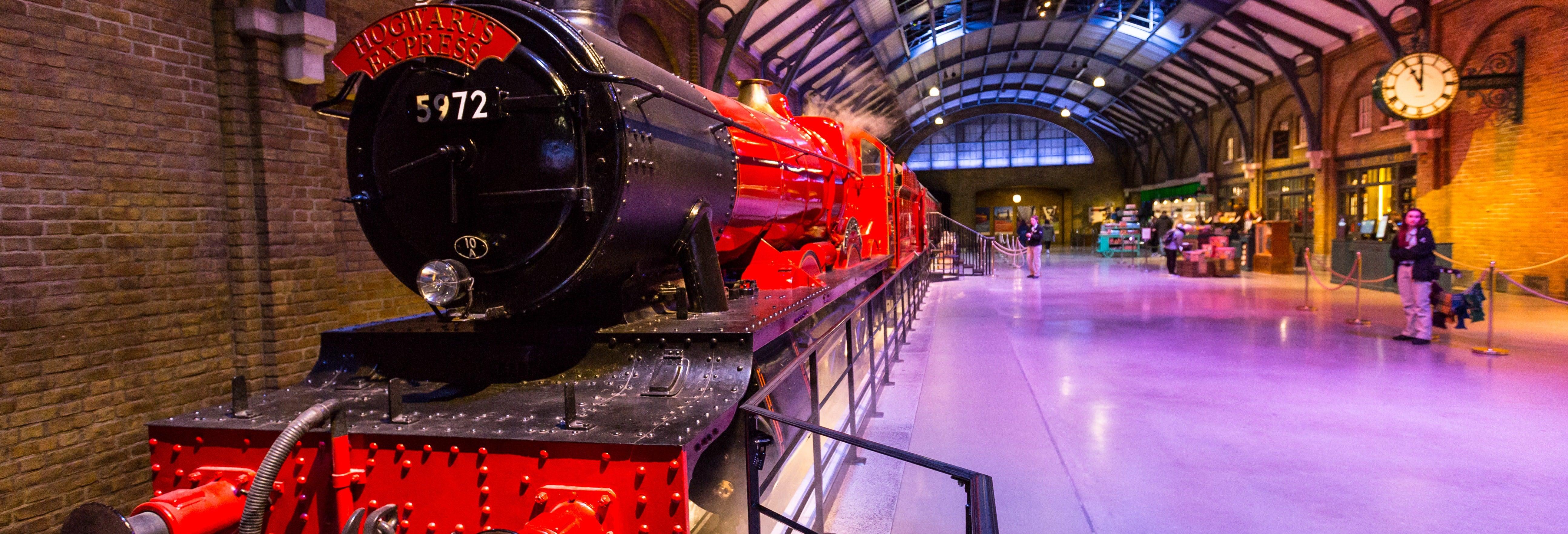 Tour de Harry Potter en los estudios Warner