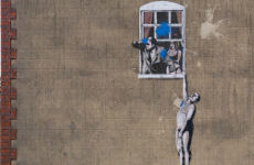 Tour del grafiti por Brístol