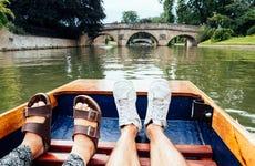 Paseo en barca por Cambridge