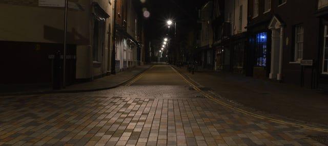 Tour de los fantasmas de Canterbury