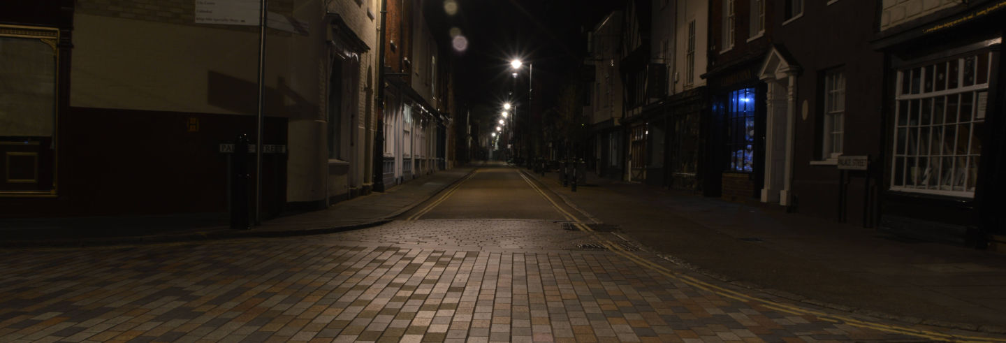 Canterbury Ghost Hunt Tour