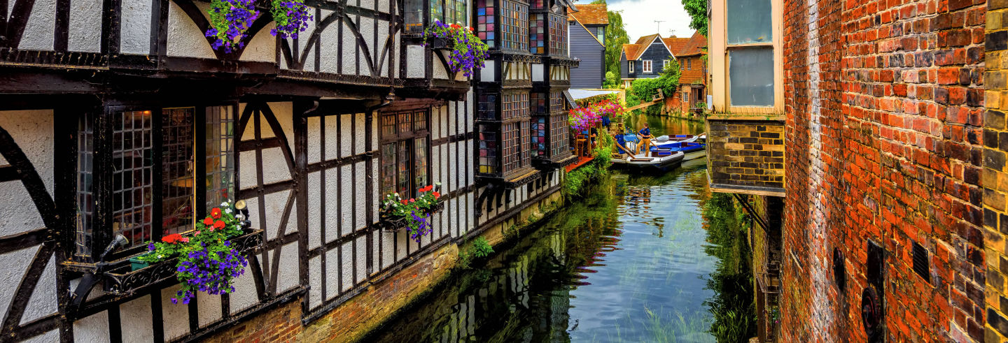Canterbury Guided Tour