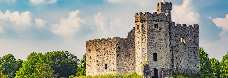 Cardiff Castle Ticket