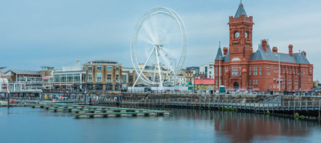 Free tour por la bahía de Cardiff ¡Gratis!