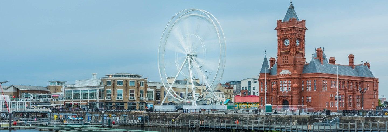 Free tour por la bahía de Cardiff