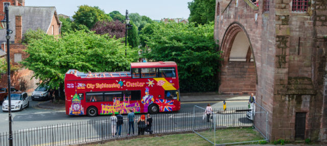 Chester Sightseeing Bus