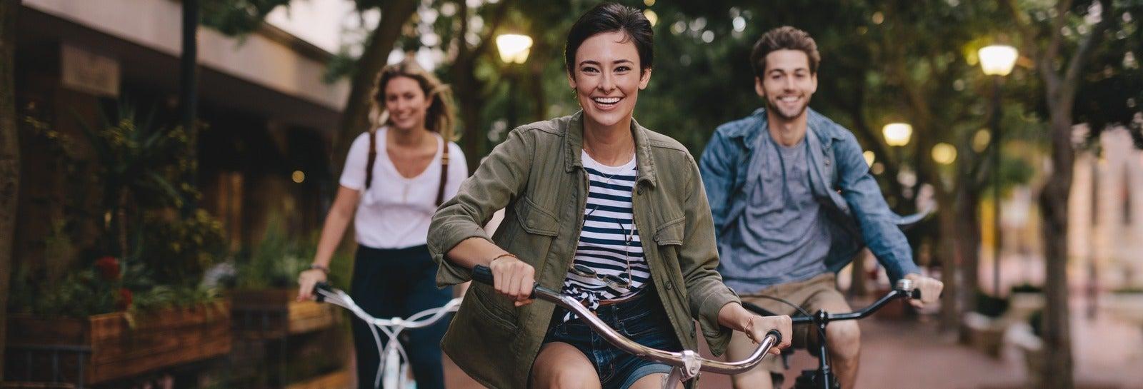 Tour en bicicleta por Chester