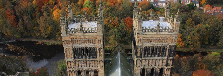 Visita guiada por Durham + Catedral