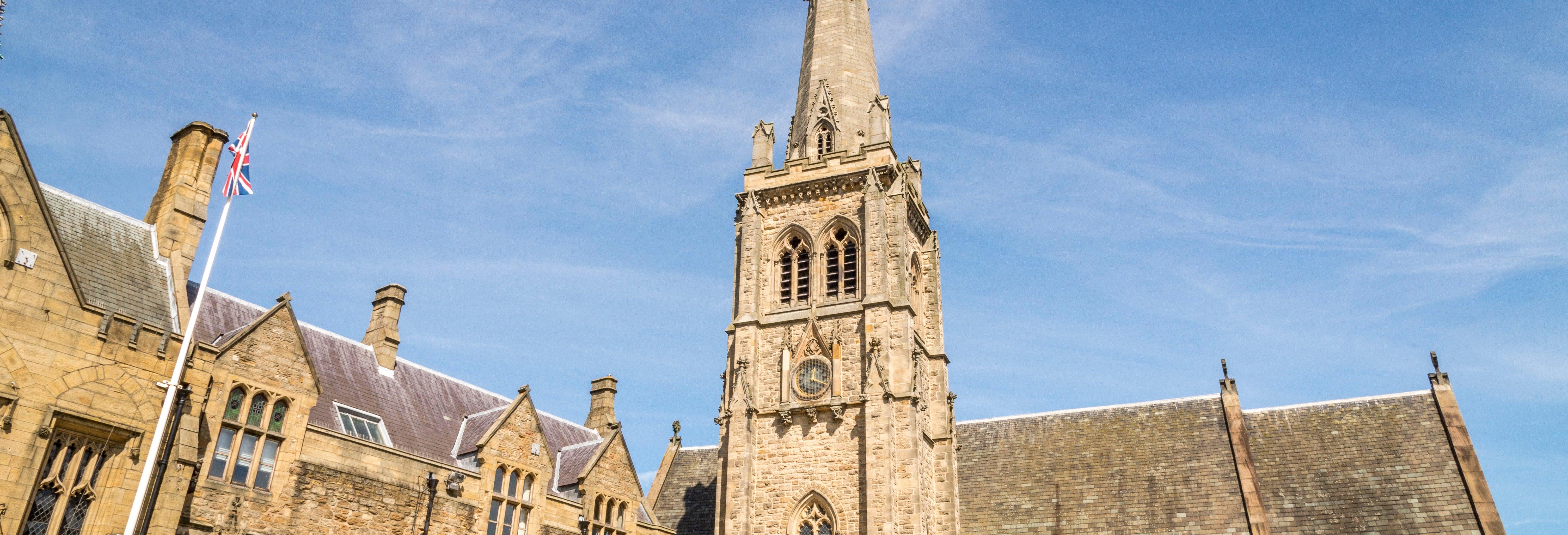 Visita guiada por Durham