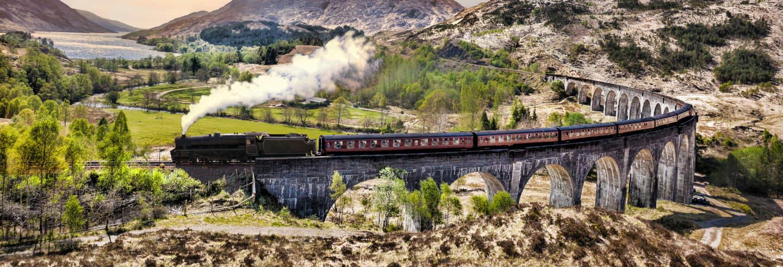 Tour de 2 días por Escocia + Tren de Harry Potter