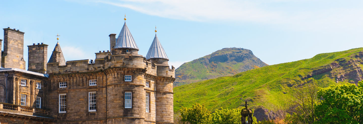 Holyrood Palace Tickets