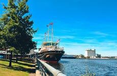 Entradas para el Royal Yacht Britannia
