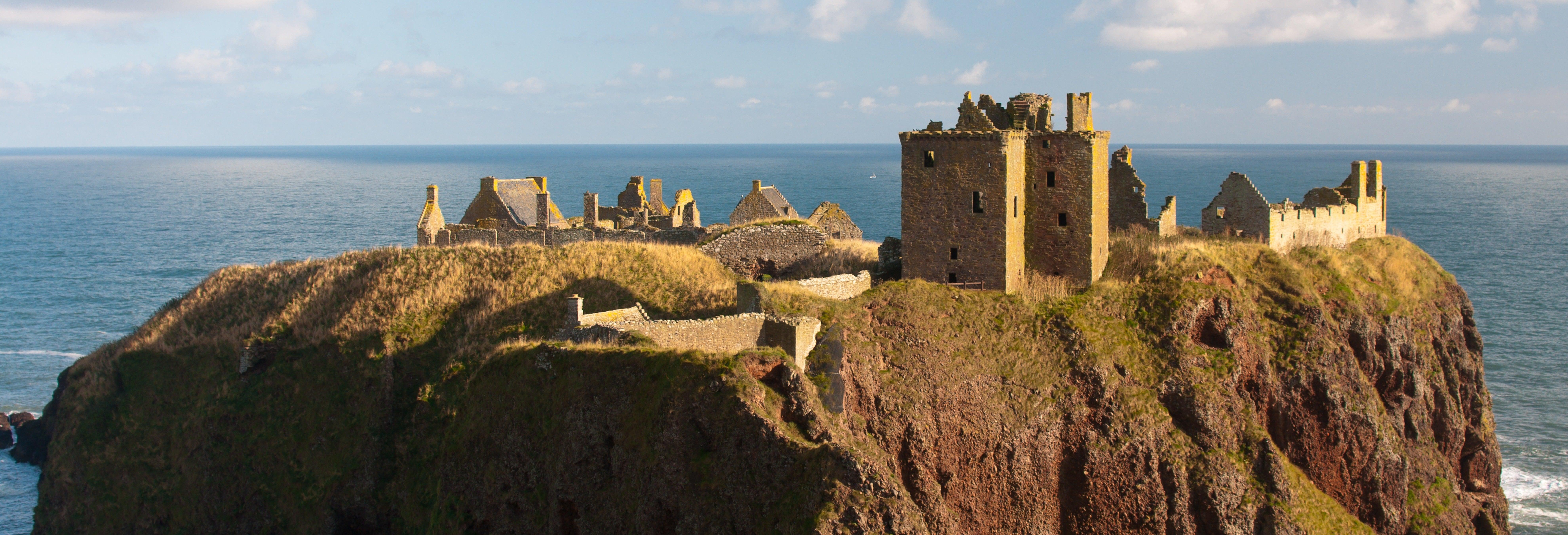 Excursión a los castillos de Glamis y Dunnottar
