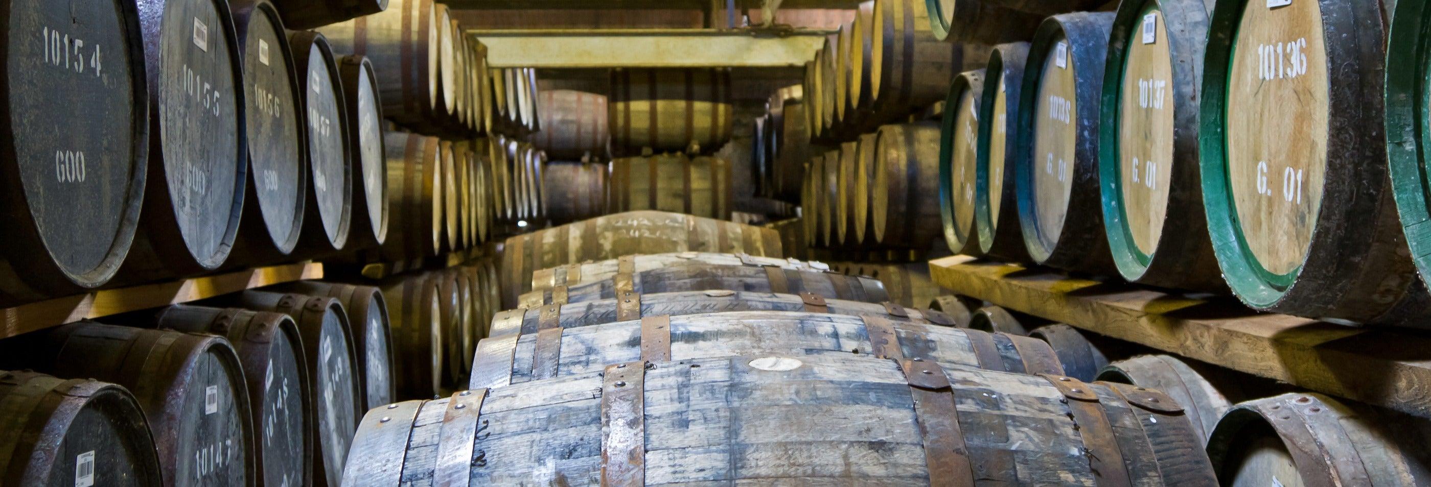 Excursion aux distilleries Dewar's et Deanston