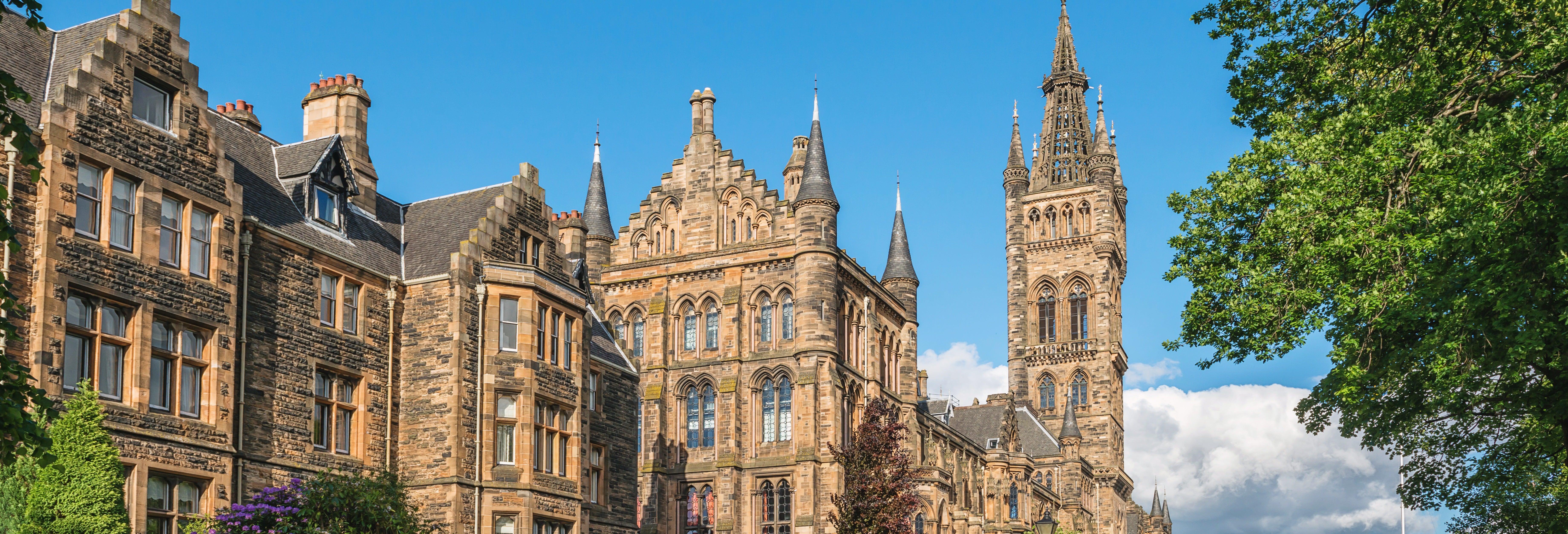 Excursión a Glasgow y New Lanark
