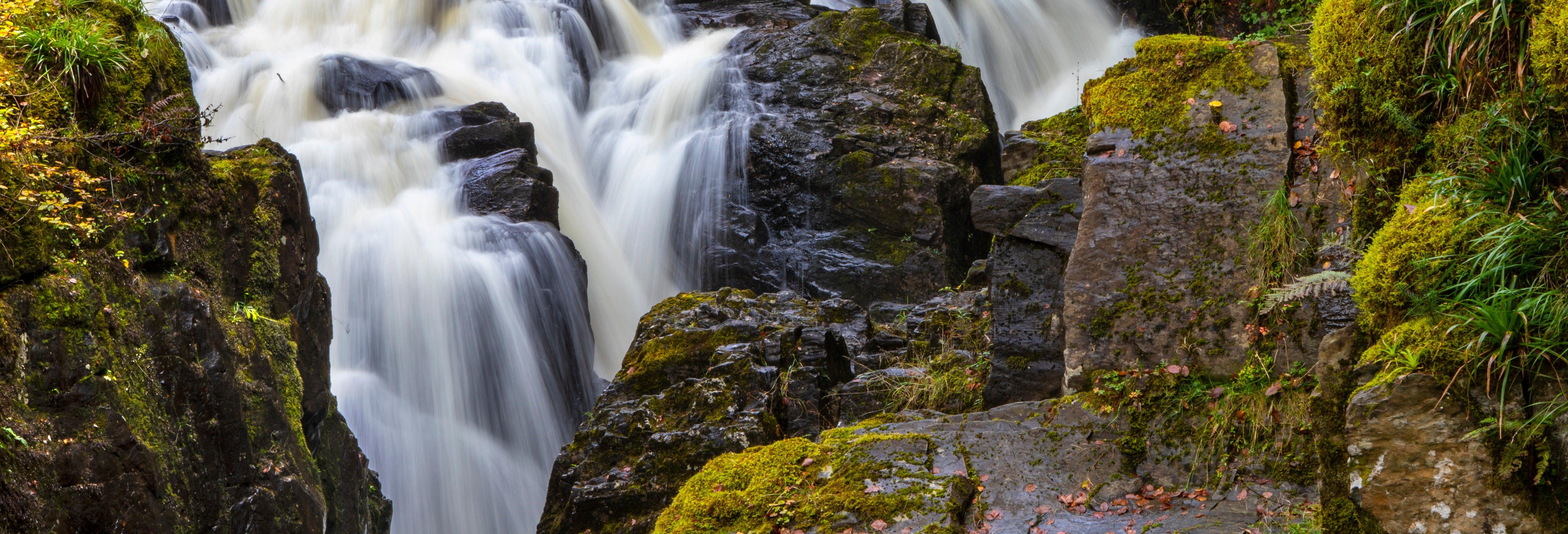 Excursão a Stirling, bosque Hermitage e Dunkeld