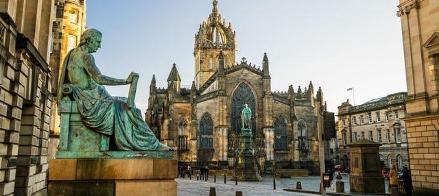 Free Walking Tour of Edinburgh